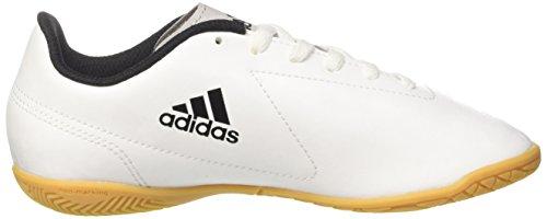 adidas Conquisto II In J, Zapatillas de Fútbol Niños Multicolor (Ftwr White/core Black/grey Two F17)