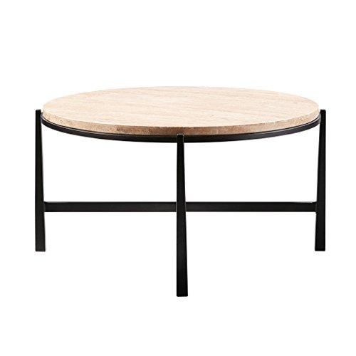 - Madison Park Williston Coffee Table Natural Multi See Below
