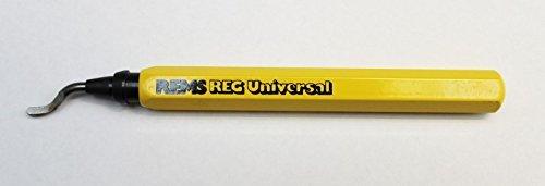 REMS REG Universal Reibahle Reg Universal Kupfer Stahl/Messing, Aluminium Kunststoff