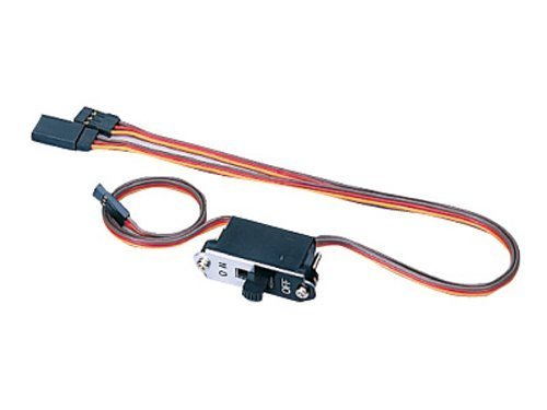 JR PROPO SWITCH HARNESS PCM10 HEAVY DUTY (G) by JR Propo (Duty Heavy Switch Harness)
