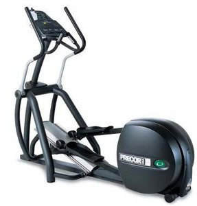 Precor EFX 556 Elliptical with HR Version 2 For Sale