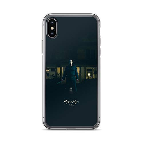 iPhone X/XS Case Anti-Scratch Motion Picture Transparent Cases