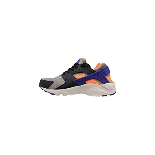 Gris Niños GS Huarache Run Nike Zapatillas de Running Lobo para B87nTwq