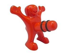 Sir Perky Novelty Bottle Stopper