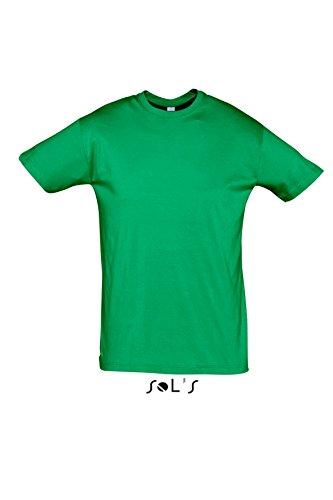 Sol´s T-Shirt, halbarm,Grösse XS, kelly green