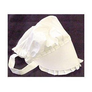White Bonnet Large Size by Americana