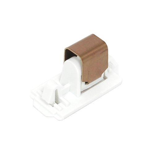 Best Price of Bauknecht Door Catch Housing For Tumble Dryer Equivalent To 481227138462