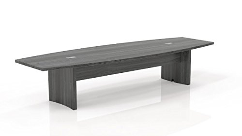 Mayline 12' Boat Conference Table Overall Dimensions: 144