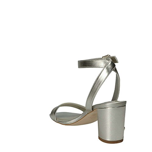 Guess FLAN31 LEL03 High Heeled Sandals Women Grey LVbTYbeX