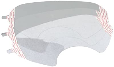 3M Faceshield Cover 6885/07142(AAD), Respiratory Protection Accessory (Pack of 25)