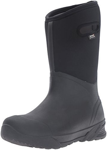 Bogs Mens Bozeman Tall M Snow product image