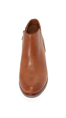 Sam Women's Boot Petty Leather Edelman Ankle Saddle BaqBzpwg
