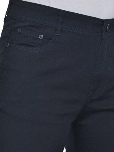 Vita Jeans Da 46 Donna Blu 56 Con Capri Lucentezza Alta 6frqO6