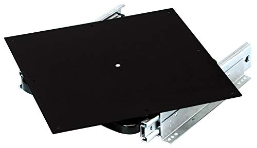 (TV Pullout - 300 lbs. Heavy Duty - Full Extension TV Pull Out for Old CRT StyleTVs )