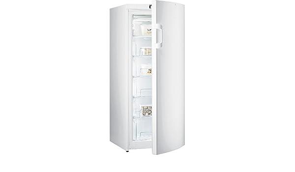 Gorenje F6151AW - Congelador (Vertical, 206 L, 18 kg/24h, SN-T, A+ ...