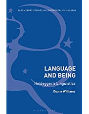 Language and Being: Heidegger's Linguistics