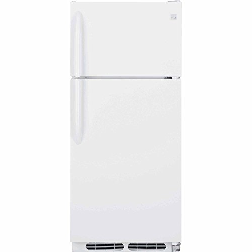 Kenmore 04660382 16 cu. ft. Top-Freezer Refrigerator, includes delivery and hookup, White