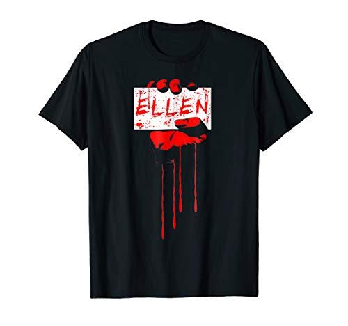ELLEN Halloween Horror - Bloody Zombie Red Hand T-Shirt for $<!--$19.99-->