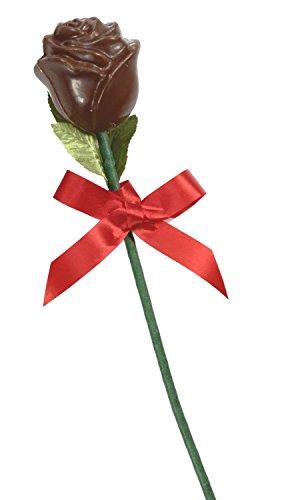 Judy's Candy Co. Valentine's Sugar-Free Chocolate Rose 2 oz. ()