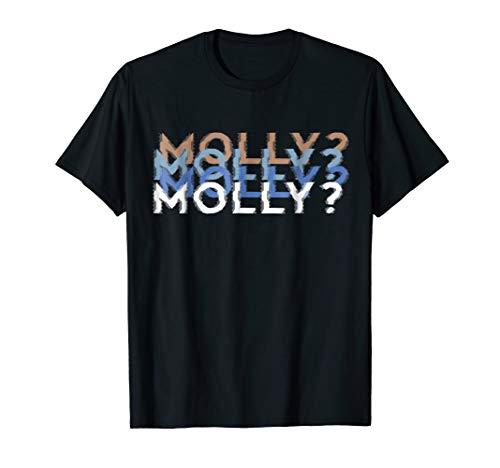 EDM Molly Tshirt - Trippy MDMA, Raver