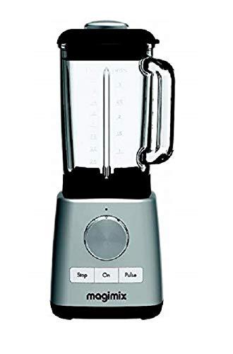 Magimix 11625 - Licuadora (1,8 L, 600 RPM, 15000 RPM, 1,8 L ...