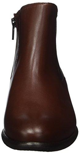 Semler Wencke Stivali Chelsea Donna, Marrone (cognac), 41 1/3 Ue (7,5 Uk)