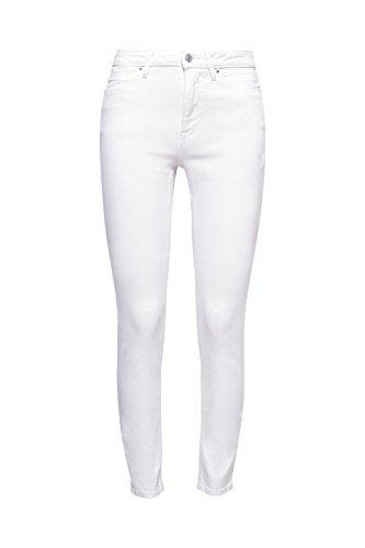 white 100 Bianco Donna Skinny By Jeans Edc Esprit qw0YAxz