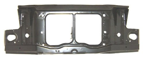 OE Replacement Ford Explorer/Mercury Mountaineer Radiator Support (Partslink Number FO1225161) (Mountaineer Replacement Radiator Mercury)