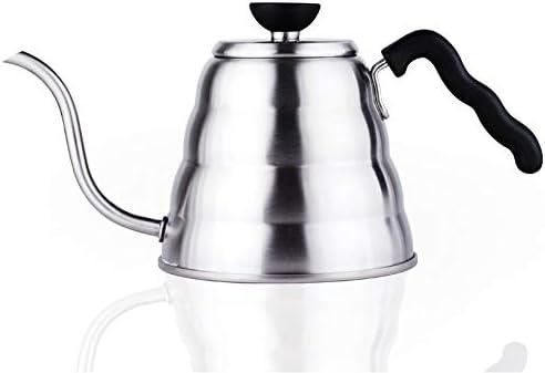 Hervidor de café fácil de limpiar para la oficina Cocina Acero ...