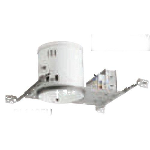Juno Lighting PL642EU 6-Inch Non-IC Rated 42W Triple Vertical CFL Housing, 120V HPF Ballast (Ballast Housing Lighting Recessed)