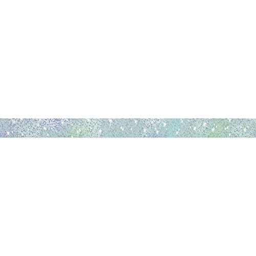 Trend Enterprises Silver Sparkle Bolder Borders (T-85401)