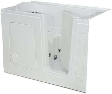 Therapeutic Tubs Aspen Whirlpool And Air Walk In Bath Tub Amazon Ca Tools Home Improvement