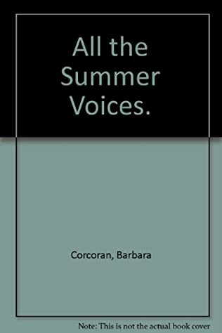 book cover of All the Summer Voices