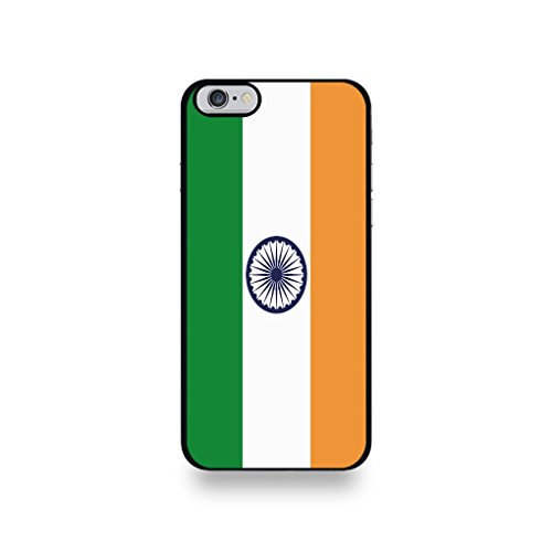LD coqip6_81 Case Schutzhülle für iPhone 6, Motiv Flagge Indien