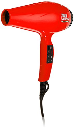 BaBylissPRO Italo Luminoso Dryer, Orange, 1 ct.