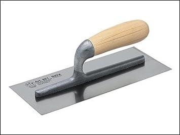 Protool Expert 400 mm llana de acero inoxidable: Amazon.es ...