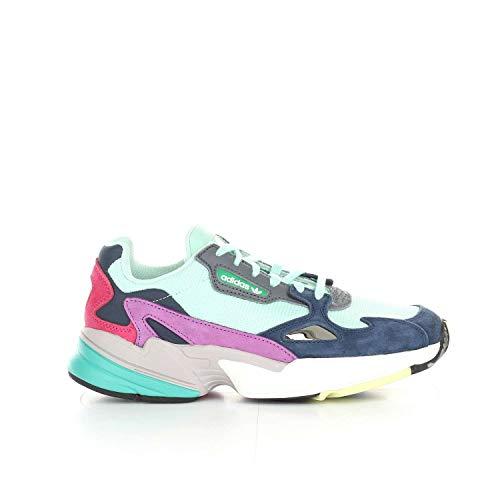 De maruni Chaussures 0 Multicolore Fitness Adidas Falcon mencla mencla Femme W qZSPx7wt