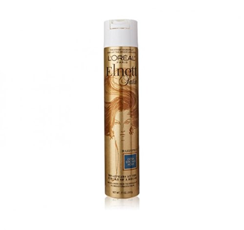 L'Oréal Paris Elnett Satin Extra Strong Hold Hairspray - All Day Volume, 11 oz.