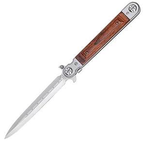 Haller 84690 Extra langes Einhandtaschenmesser