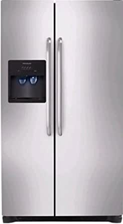 Frigidaire : FFHS2612LS 36 26 Cu. Ft. Side-by-Side Refrigerator - Stainless Steel