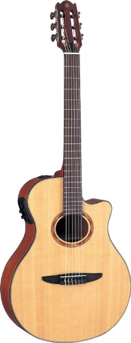Yamaha NTX700 Acoustic Electric Classical - Acoustic Electric Yamaha
