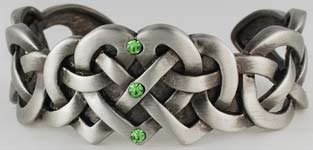 Bracelet: Celtic Heart
