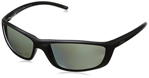Hobie Cabo Polarized Rectangular Sunglasses, Satin Black, 60 - Costco Womens Sunglasses
