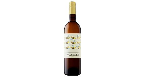 Vino blanco con crianza Auzells D.O. Costers del Segre: Amazon.es: Alimentación y bebidas