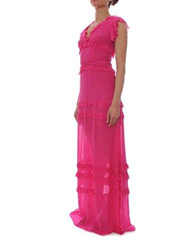 PINKO 1B12XT-6152 Kleid Frau Pink 46 lBXav
