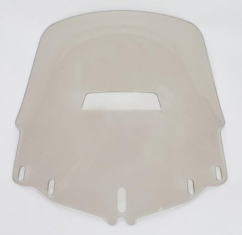 Memphis Shades MEP4889 Solar Windshield (GL1800 Tall Gold Wing With Vent Hole) (Tall Vented Windshield)