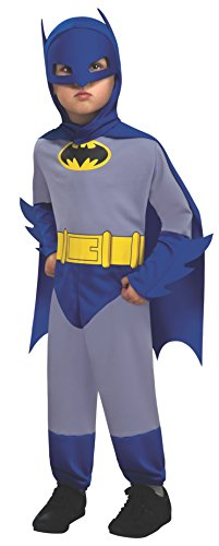 Batman The Brave and The Bold Toddler Romper Costume -