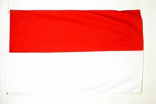 AZ FLAG Drapeau Indon/ésie 150x90cm Drapeau indon/ésien 90 x 150 cm Polyester l/éger