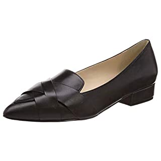 Cole Haan Camila Skimmer Black Leather 9