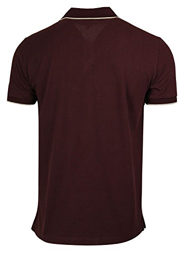 Gianfranco Ferre Herren Poloshirts Bordeaux 69YF2751-82092-281, size:XL
